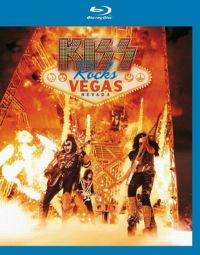 Cover KISS - Rocks Vegas Nevada [DVD]